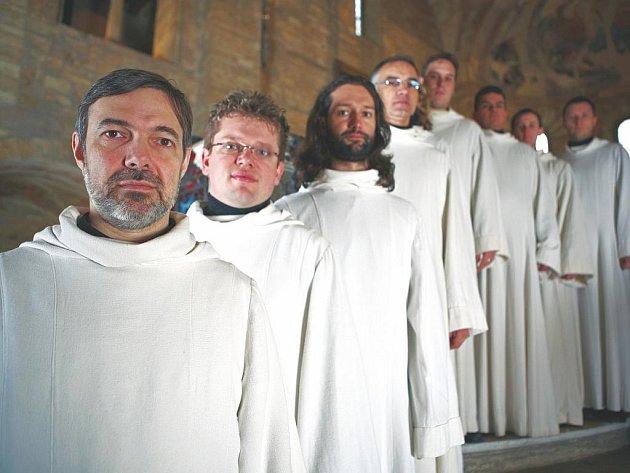 Schola Gregoriana Pragensis se představí v Zábřehu