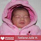 Tatiana Julie H., Šumperk