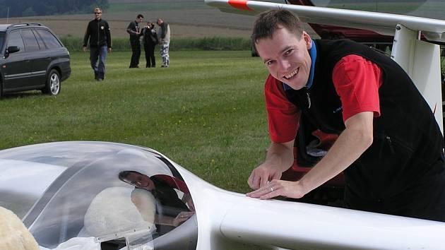 Nejlepší bezmotoroví piloti budou soutěžit v Šumperku.
