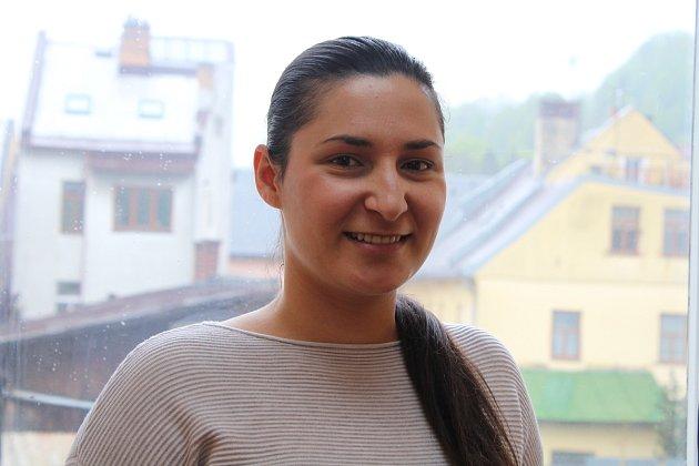 Sara Al-Wahaishi, městská architektka Jeseníku.