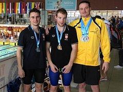 Zábřežští plavci na mistrovství v Polsku.