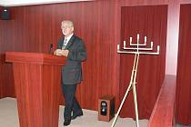 Interiér nové pohřební služby v Šumperku