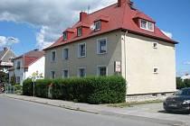 Ubytovna Pohoda v Sokolské ulici v Zábřehu.