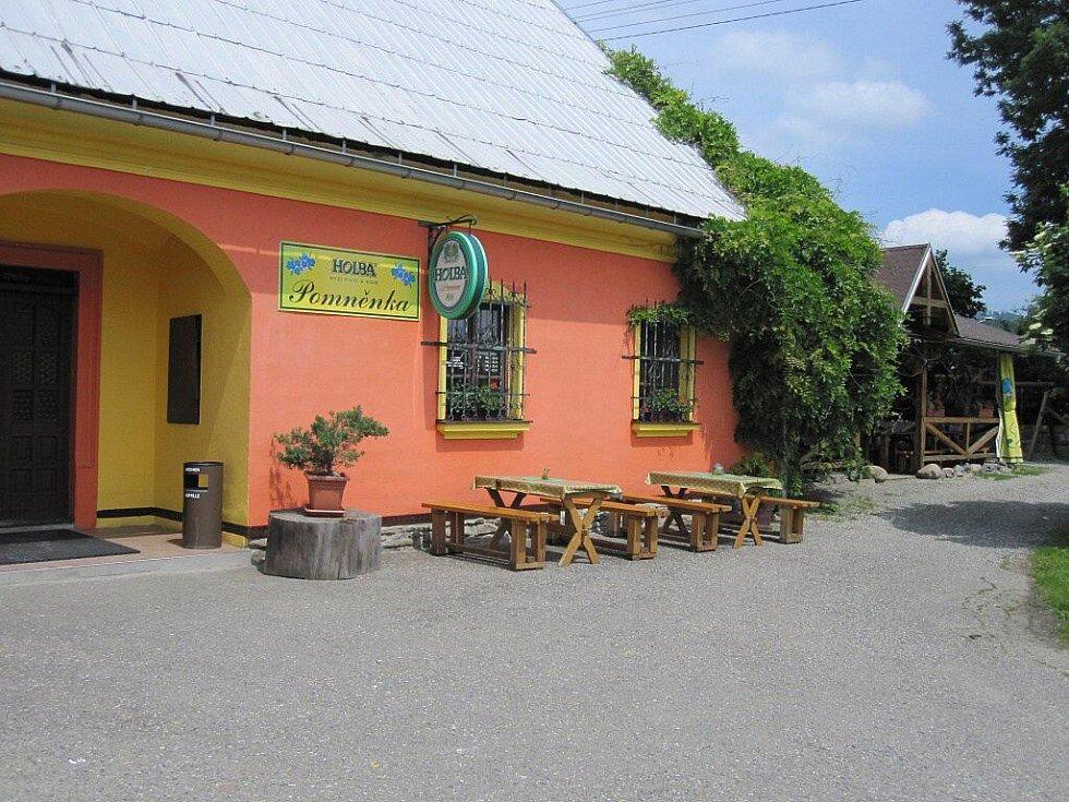 Restaurace U Pomněnky, Vikýřovice