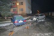 Nehoda v Zábřehu