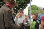 Koncert flašinetářů si v neděli 18. srpna  v Rapotíně