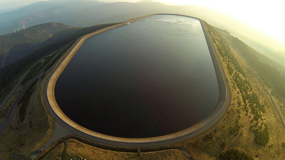 Vodní elektrárna na Dlouhých stráních
