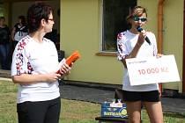 Velkým úspěchem se může před prázdninami pochlubit Základní škola v Hrabové. Uspěla v soutěži pořádané Českým olympijským výborem nazvané Olympijský víceboj.