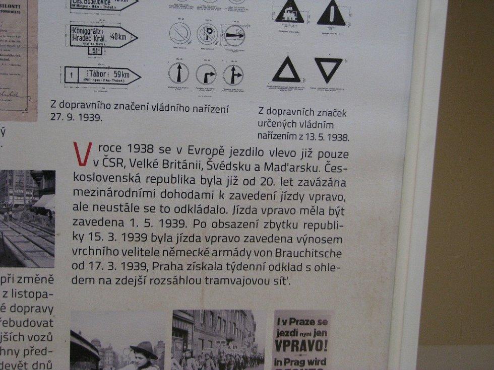 Muzeum silnic ve Vikýřovicích.