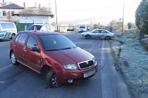 Kolizi poblíž Bludova zavinil opilý řidič