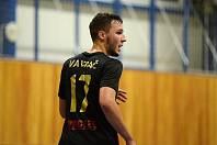 Futsalista AC Gamaspol Jeseník Jan Vavrač.