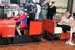 Království mašinek v šumperském muzeu