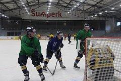 Zimní stadion v Šumperku