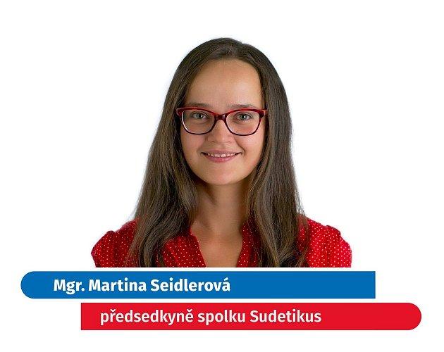 Lidé odvedle - Martina Seidlerová.
