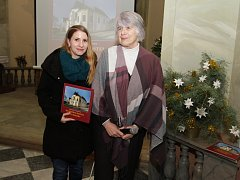 Autorky knihy Milena Filipová (vpravo) a Lenka Kirkosová.