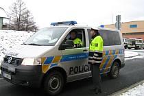 Policisté na Jesenicku jezdí v nových vozech.