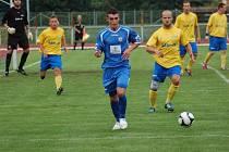 Přerov versus Šumperk (žluté dresy).