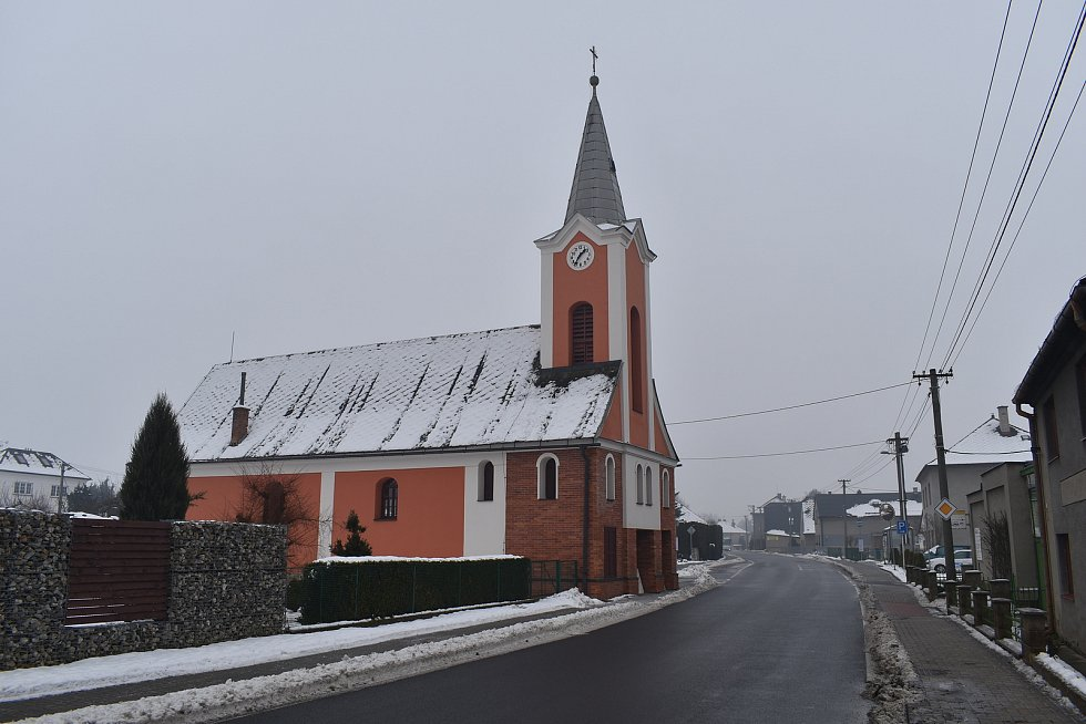 Sudkov - kaple sv. Prokopa.