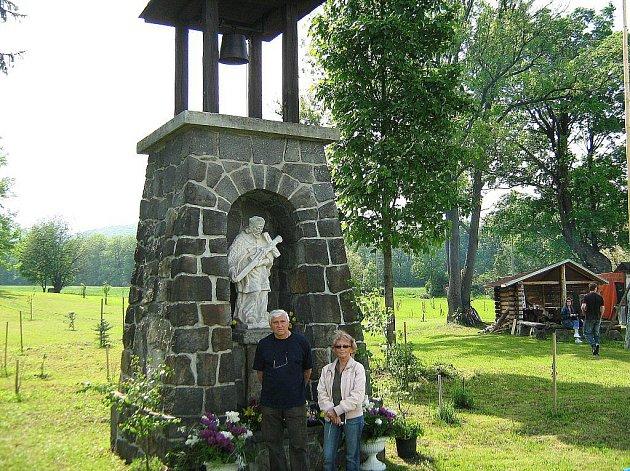 Zvonice v Horním Fořtu