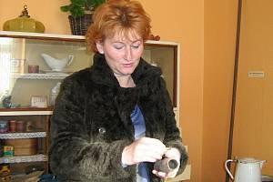 Past na myši, kterou uvidíte na výstavě v Javorníku