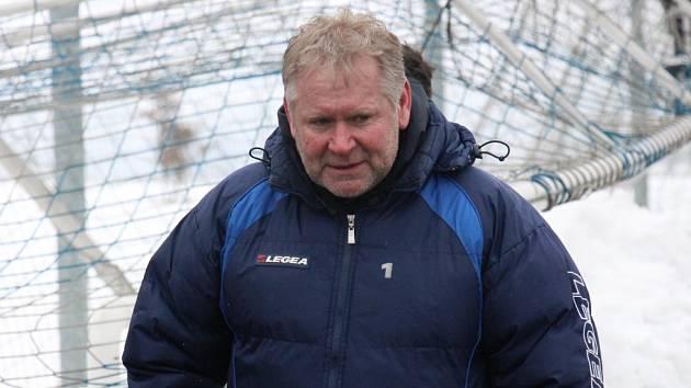 Trenér Mohelnice Jaroslav Rolinek
