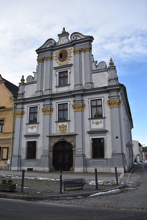 Zlaté Hory. Muzeum