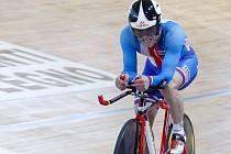 Zlatohorský handicapovaný cyklista Tomáš Kajnar na mistrovství v Itálii.