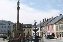 Centrum Mohelnice.