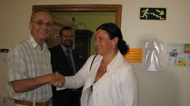Novou ředitelkou Vlastivědného muzea Jesenicka je Veronika Rybová.