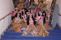 Maškarní divadelní ples 2012