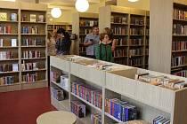 Městská knihovna v Šumperku