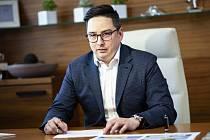 Martin Polach, předseda představenstva Nemocnice Šumperk