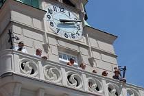 Radnice v Šumperku prošla obnovou. Práce si v průběhu 23 let vyžádaly přes devadesát milionů korun.