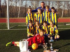 Šumperská fotbalová mládež