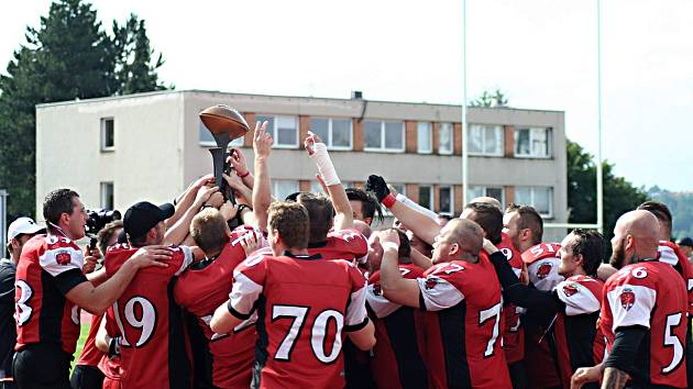 Šumperk Dietos se radují z triumfu ve 3. lize.