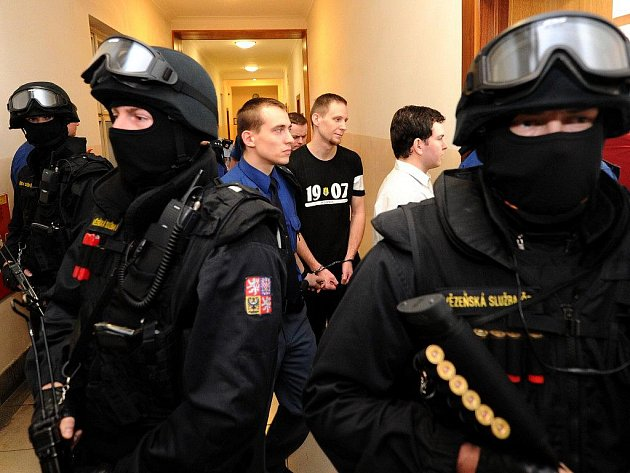 Soud v kauze Vítkov doprovázejí bezpečnostní opatření