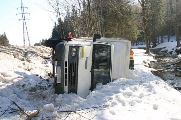 Dopravní nehody z Jesenicka