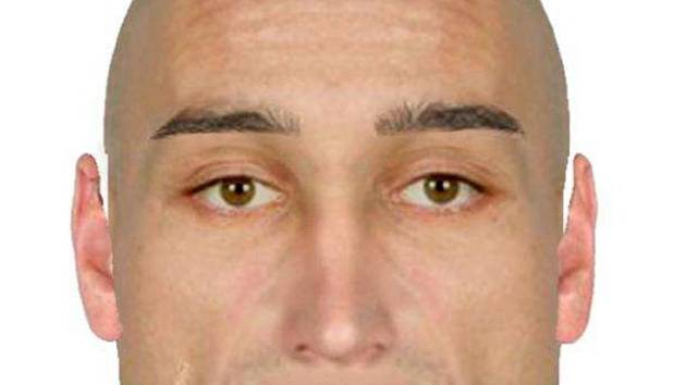 Portrét pachatele, který v Rapotíně úmyslně srazil vozem ženu.