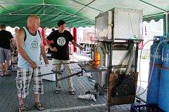 V Rapotíně ožila sklářská výroba.