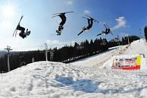 Ski Areál Paprsek.