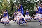 Indický folklórní soubor RANGSAGAR GROUP