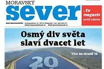 Týdeník Moravský sever v nové podobě