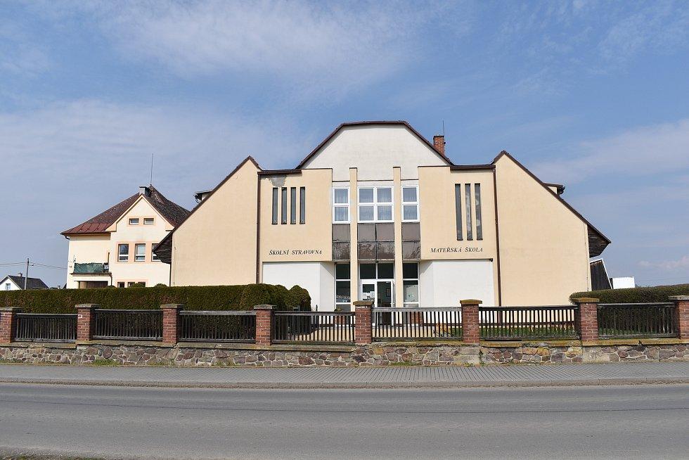 Město Úsov - mateřská škola