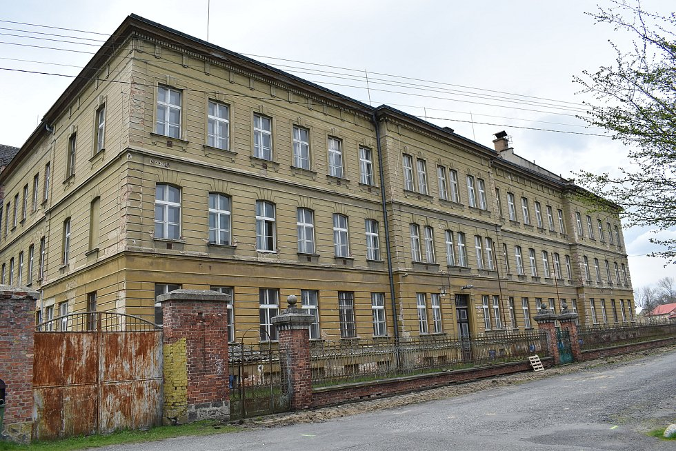 Vidnava - bývalý kněžský seminář.