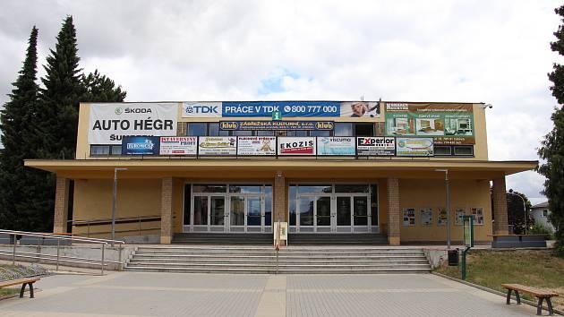 Kulturní dům v Zábřehu.