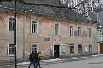 Budova bývalého soudu v Javorníku