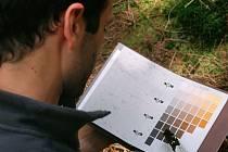 Výzkum těžkých kovů v půdě. Prvotní analýza půdy.