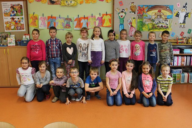 Žáci 1.Aze ZŠ Šumavská vŠumperku