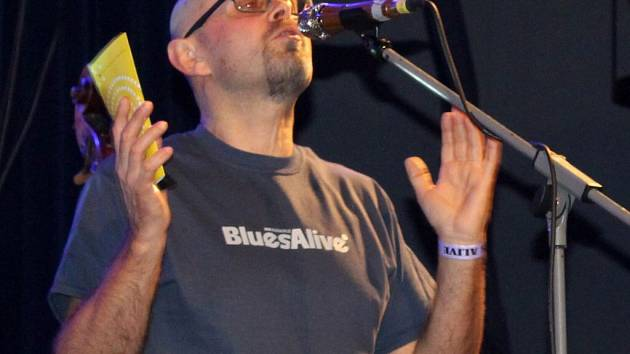 Šumperský festival Blues Alive 2015