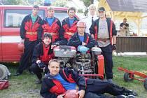 Dubičtí dobrovolní hasiči